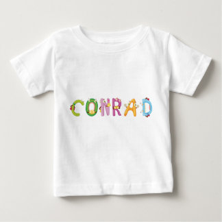 Camiseta del bebé de Conrado