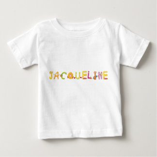 Camiseta del bebé de Jacoba