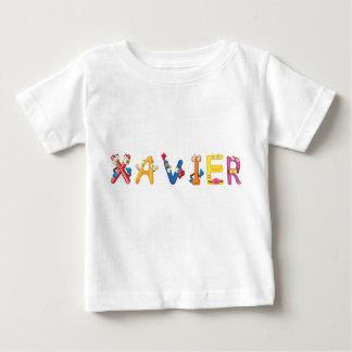 Camiseta del bebé de Javier