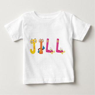 Camiseta del bebé de Jill