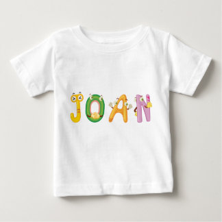 Camiseta del bebé de Joan