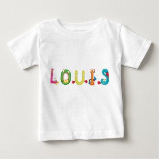 Camiseta del bebé de Louis
