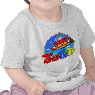 Camiseta del bebé de TuTiTu