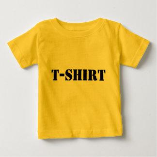 Camiseta del bebé de YellaPak