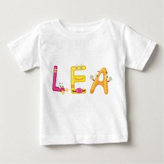 Camiseta del bebé del pasto