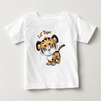 Camiseta del bebé del tigre de Lil