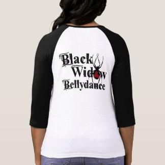 Camiseta del béisbol de BlackWidow Bellydance