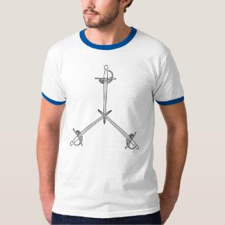 Camiseta del béisbol de la MOD
