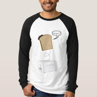 Camiseta del béisbol de la tostada francesa