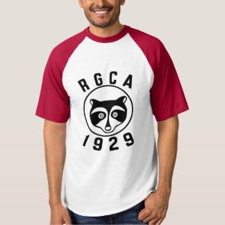Camiseta del béisbol de los hombres de RGCA