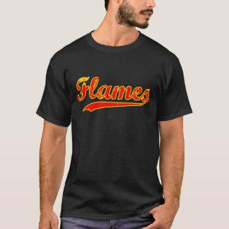 Camiseta del béisbol del parque del cazador