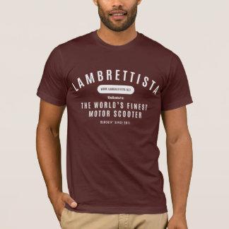 Camiseta del blog de Lambrettista: Trufa