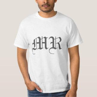 Camiseta del boda de los hombres