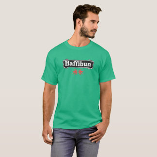 Camiseta del bollo de Haffi