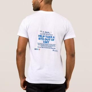 Camiseta del bolsillo (con diseño trasero)