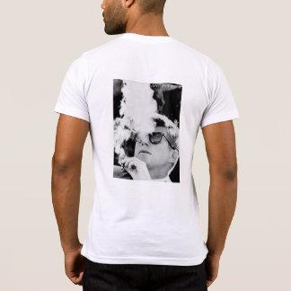 camiseta del bolsillo de los amis JFK de los mes