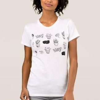 Camiseta del cactus