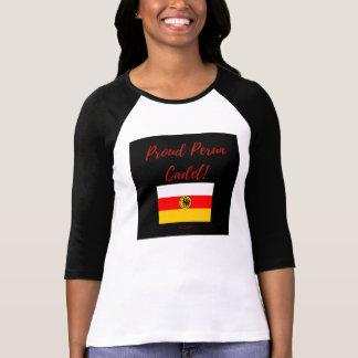 "Camiseta ""del cadete orgulloso de Perun"""