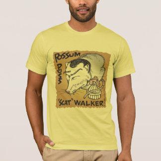 """Camiseta Del """"caminante Puss del oposum"""" de Scott"""