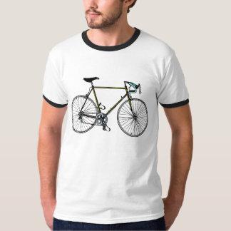 Camiseta del campanero de la bicicleta