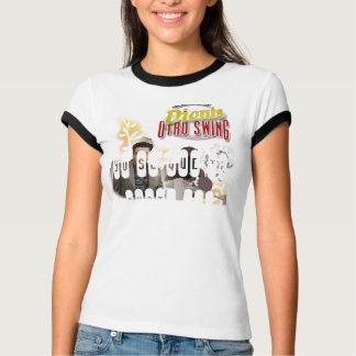 Camiseta del campanero de las señoras