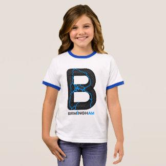 Camiseta del campanero de los canales de