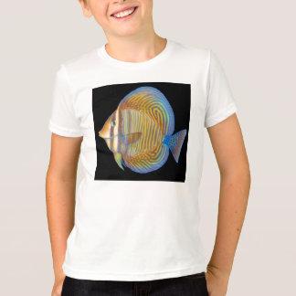 Camiseta del campanero de los niños de Sailfin