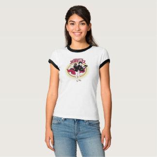 Camiseta del campanero de Monroe del geisha