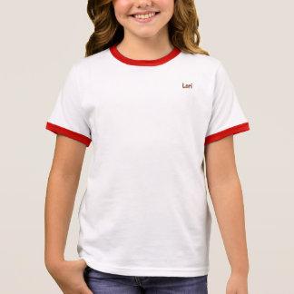 Camiseta del campanero del chica de Lorri