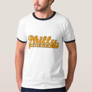 Camiseta del campanero del hockey de Philly