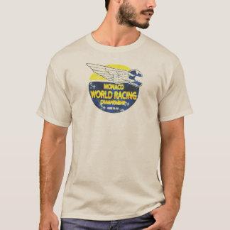 Camiseta del CAMPEONATO QUE COMPITE CON del MUNDO