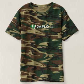 Camiseta del camuflaje