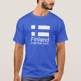 Camiseta del canal de Finlandia