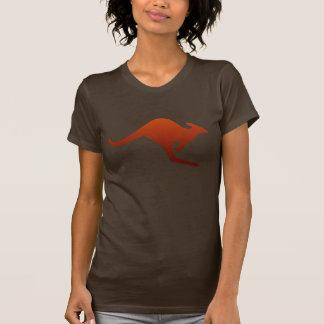 Camiseta del canguro