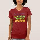 Camiseta Del Caos de Cabeza de la Casa