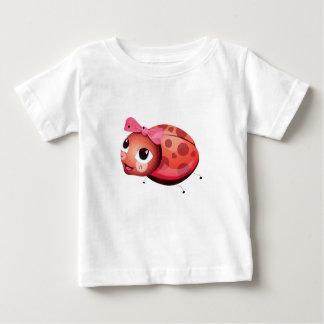 """Camiseta del carácter de la mariquita del """"pequeño"""