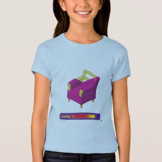 Camiseta del cargamento del sitio de Webkinz