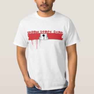 Camiseta del casquillo del aerosol de USG