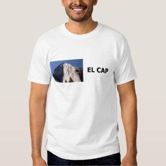 """Camiseta del casquillo del EL"" - frente solamente Camisas"
