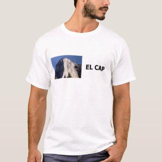 """""""Camiseta del casquillo del EL"""" - frente solamente Camiseta"""