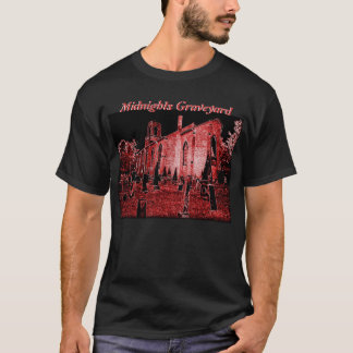 Camiseta del cementerio de las medianoches