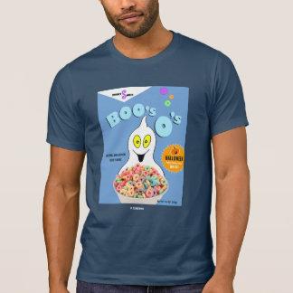 Camiseta del cereal del o del abucheo de Foodies