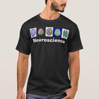Camiseta del cerebro de la neurología