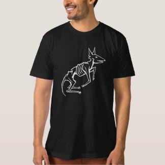 Camiseta del chacal de la descomposición