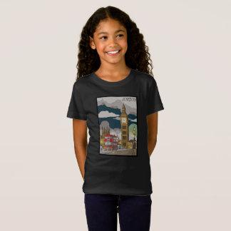 Camiseta del chica de Londres