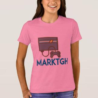 Camiseta del chica de MarkTGH