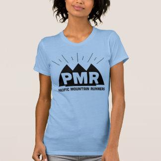 Camiseta del chica del logotipo de PMR
