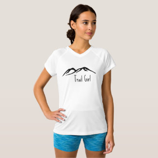 Camiseta del chica del rastro