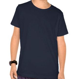 Camiseta del circo del vintage