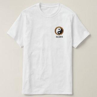 """Camiseta del """"círculo"""" del tigre de Njoku """"Yin"""